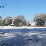 Winter in Eemster
